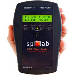 LCD Bass Meter (Second...